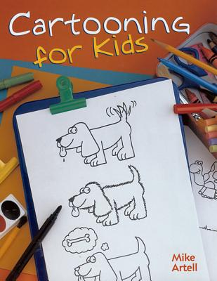 Cover for Cartooning for Kids
