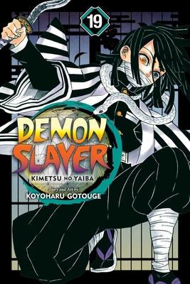 Demon Slayer: Kimetsu no Yaiba, Vol. 19 Cover Image