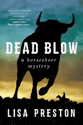 Dead Blow: A Horseshoer Mystery (Horseshoer Mystery Series) Cover Image