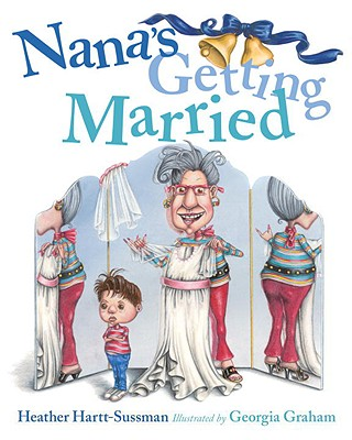 Nana's Getting Married Cover