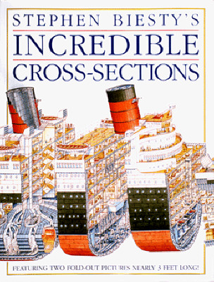 Incredible Cross-Sections Cover