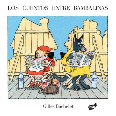 Los cuentos entre bambalinas Cover Image