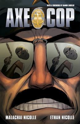 Cover for Axe Cop Vol. 3
