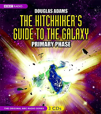 The Hitchhiker's Guide to the Galaxy: Primary Phase Cover Image