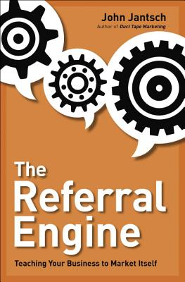 The Referral Engine Cover