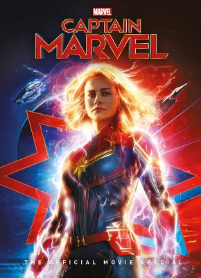 Captain Marvel The Official Movie Special Cover Image