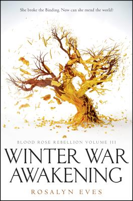 Winter War Awakening (Blood Rose Rebellion, Book 3) Cover Image