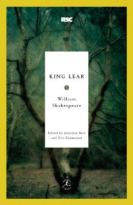 King Lear (Modern Library Classics) Cover Image