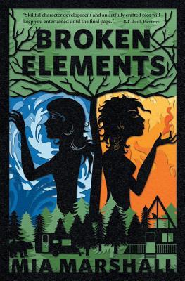 Cover for Broken Elements (Elements, Book 1)