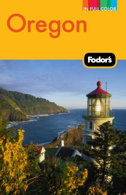 Fodor's Oregon Cover Image