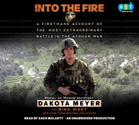 Into the Fire (Lib)(CD) Cover Image