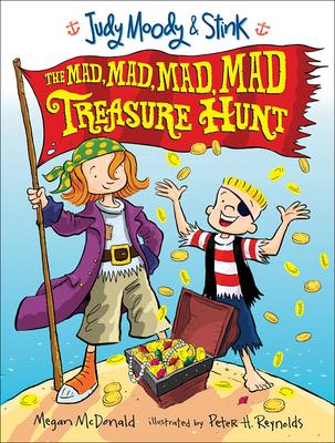 The Mad, Mad, Mad, Mad Treasure Hunt (Judy Moody & Stink ...