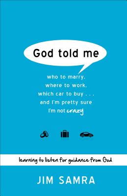 Cover for God Told Me