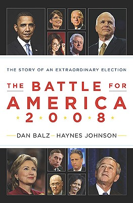 The Battle for America 2008 Cover