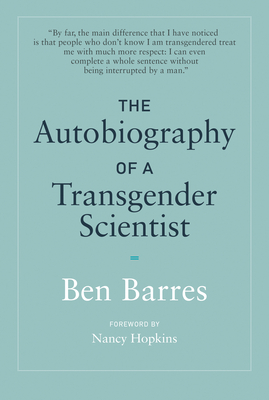 The Autobiography of a Transgender Scientist Cover Image