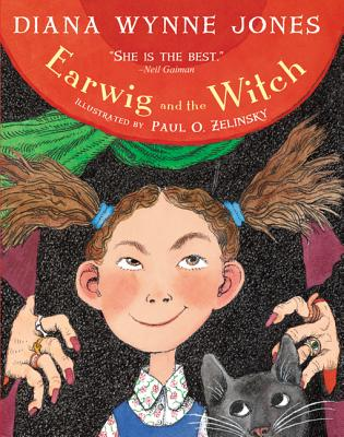 Earwig and the Witch Cover