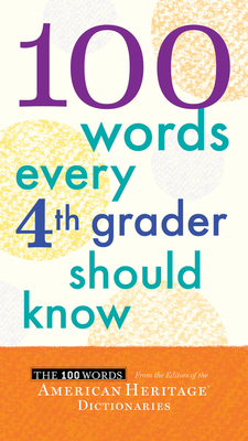 100 Words Every Fourth Grader Should Know Cover Image