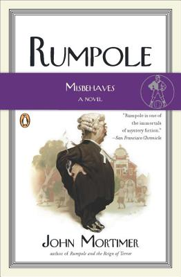 Rumpole Misbehaves Cover