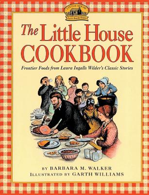 The Little House Cookbook Cover Image