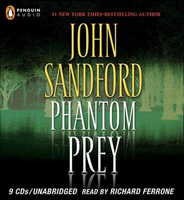 Phantom Prey Cover