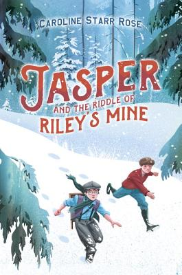 Jasper and the Riddle of Riley's Mine Cover
