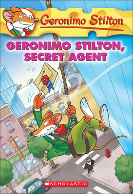 Geronimo Stilton, Secret Agent Cover Image