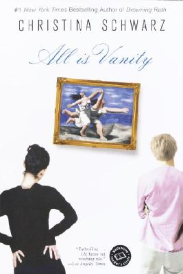 All Is Vanity Cover