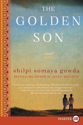 Cover for The Golden Son
