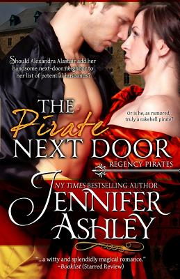 The Pirate Next Door: Regency Pirates Cover Image