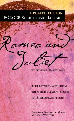 Romeo and Juliet (Folger Shakespeare Library) Cover Image