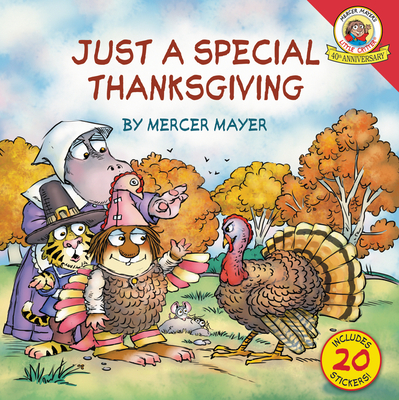 Little Critter: Just a Special Thanksgiving Cover Image