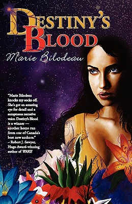 Cover for Destiny's Blood