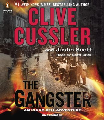 The Gangster (An Isaac Bell Adventure #9) Cover Image
