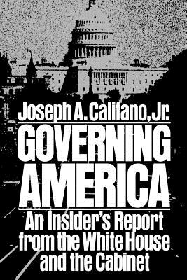 Governing America Cover