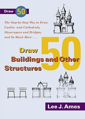 Draw 50 Buildings and Other Structures Cover Image