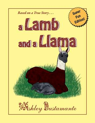A Lamb and a Llama Cover