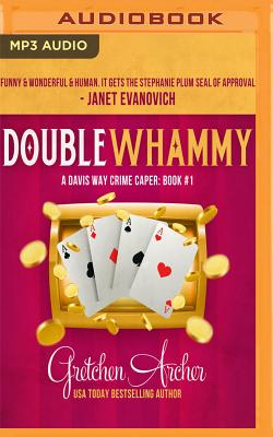 Double Whammy (Davis Way Crime Caper #1) Cover Image