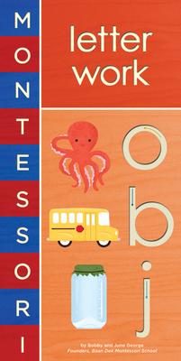 Montessori: Letter Work Cover Image