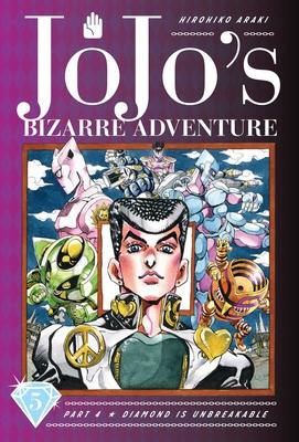 JoJo's Bizarre Adventure: Part 4--Diamond Is Unbreakable, Vol. 5 (JoJo's Bizarre Adventure: Part 4--Diamond Is Unbreakable #5) Cover Image