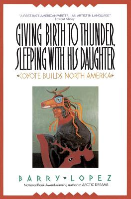 Giving Birth to Thunder, Sleeping with His Daughter Cover