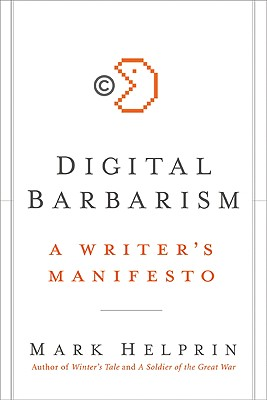 Digital Barbarism Cover