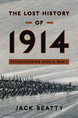 The Lost History of 1914 Cover
