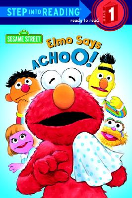 Elmo Says Achoo! (Sesame Street) Cover