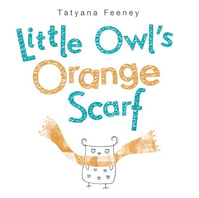 Little Owl's Orange Scarf Cover Image