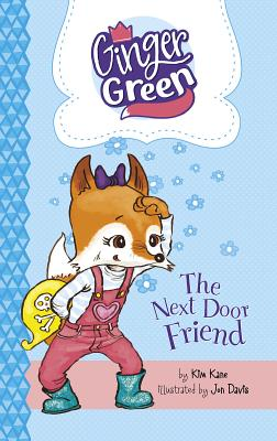 The Next Door Friend (Ginger Green) Cover Image