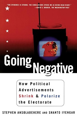 Cover for Going Negative