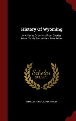 Cover for History of Wyoming