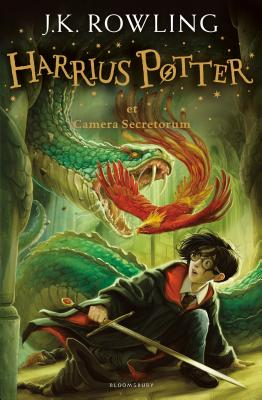 Harry Potter and the Chamber of Secrets (Latin): Harrius Potter et Camera Secretorum Cover Image