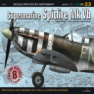 Supermarine Spitfire Mk Vb (TopColors) Cover Image