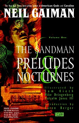 Sandman, The Cover